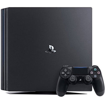 Playstation 4 Pro 1TB Console Black Preowned