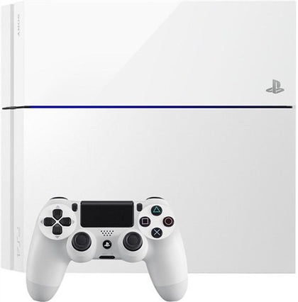 Playstation 4 1TB Console White Preowned