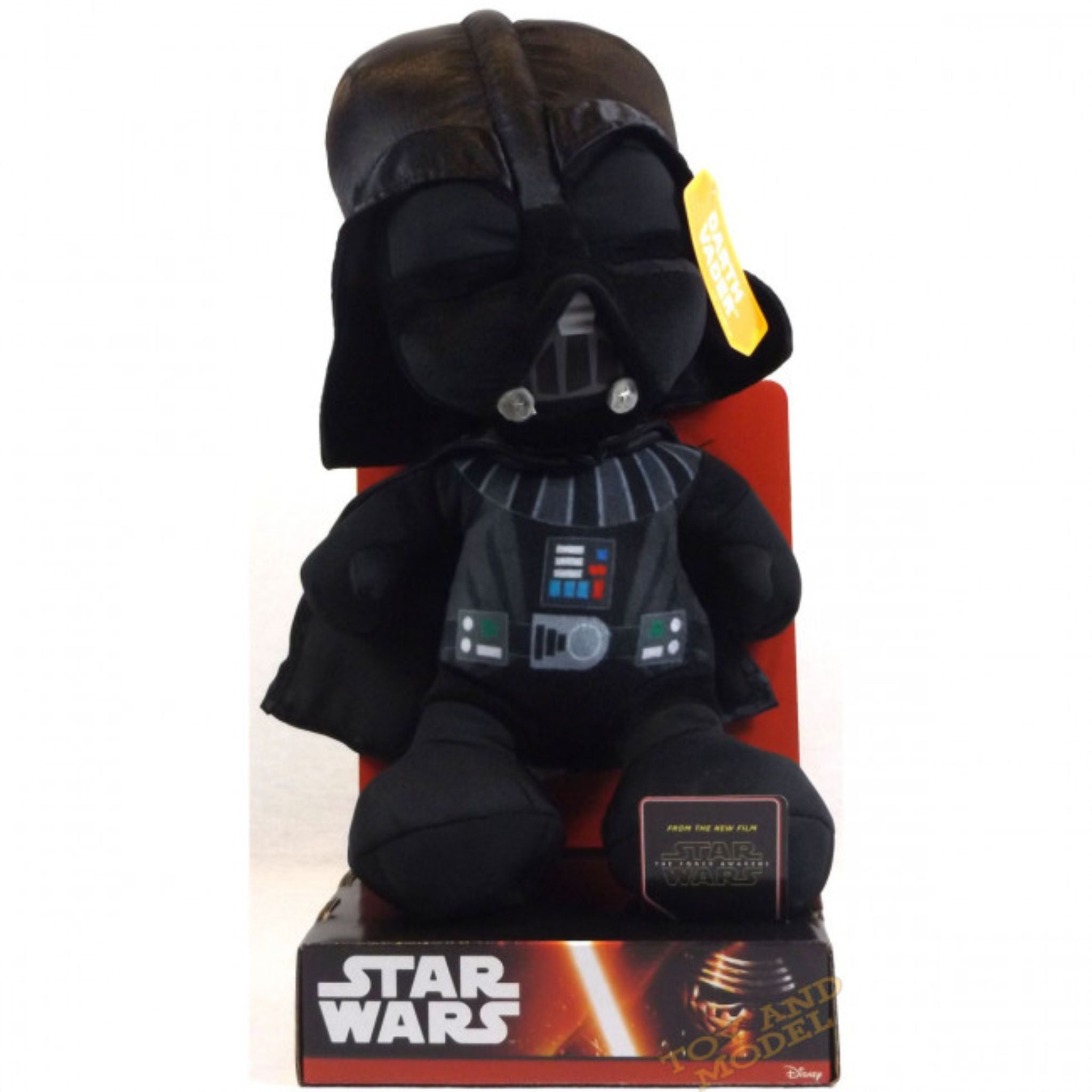Posh Paws - Star Wars : Darth Vader Plush