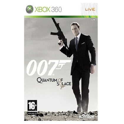 Xbox 360 - 007 - Quantum Of Solace (12) Used