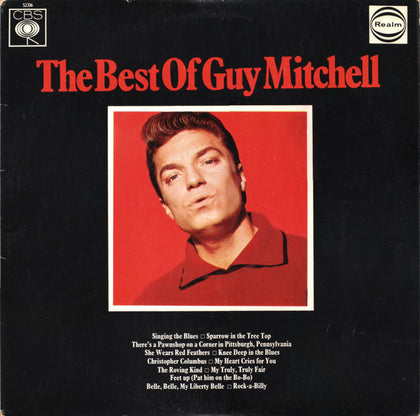 The Best of Guy Mitchell Collection Only