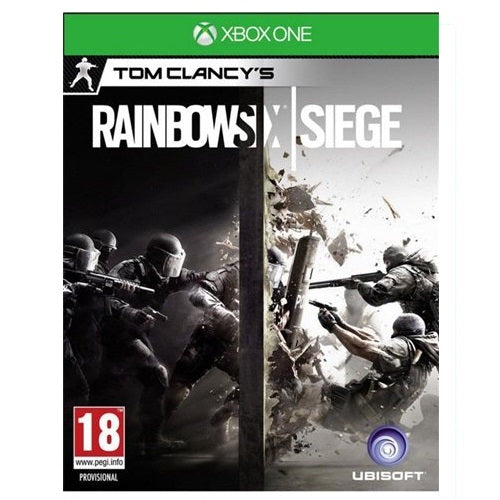 Xbox One - Rainbow Six Siege (18) Preowned