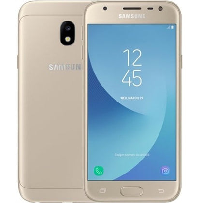 Samsung J3 2017 Gold 16gb Unlocked Grade B Preowned