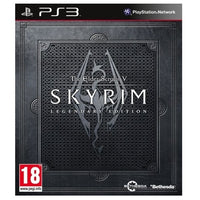 PS3 - Elder Scrolls V Skyrim Legendary Edition (18) Preowned