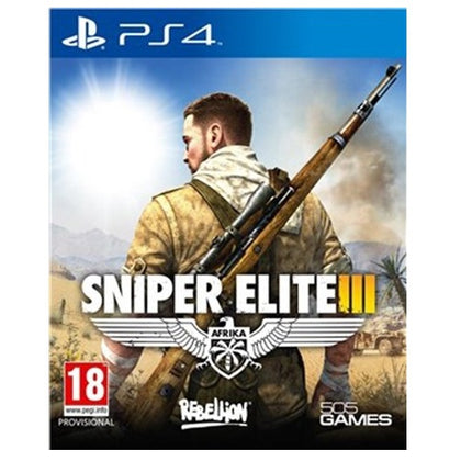 PS4 - Sniper Elite 3 (18) Preowned
