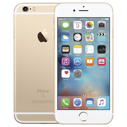 Apple iPhone 6s Gold 16gb Unlocked Grade C Preowned