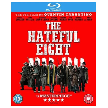 Blu-Ray - The Hateful Eight (18) Preowned