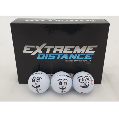 Extreme Distance Golf Balls Preowned