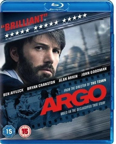 Blu-Ray - Argo (15) Preowned