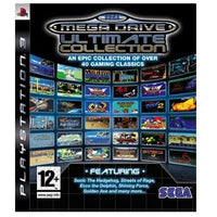 PS3 - Sega Megadrive Ultimate Collection (12) Preowned