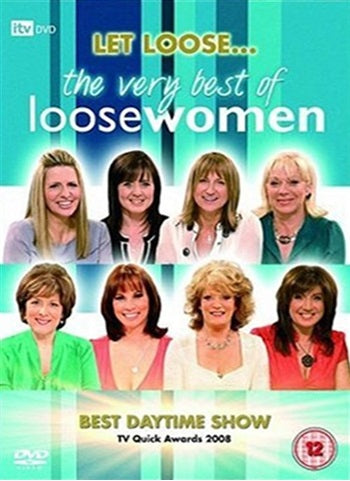 DVD Boxset - Let Loose The Loose Women (12) Preowned
