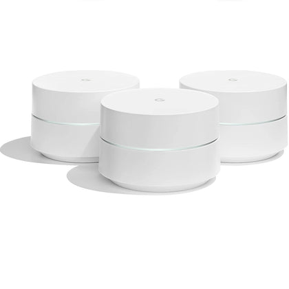 Google Home Wi-fi System 3 Pods Preowned