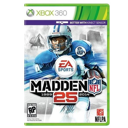 Xbox 360 - Madden NFL 25 (3) Preowned
