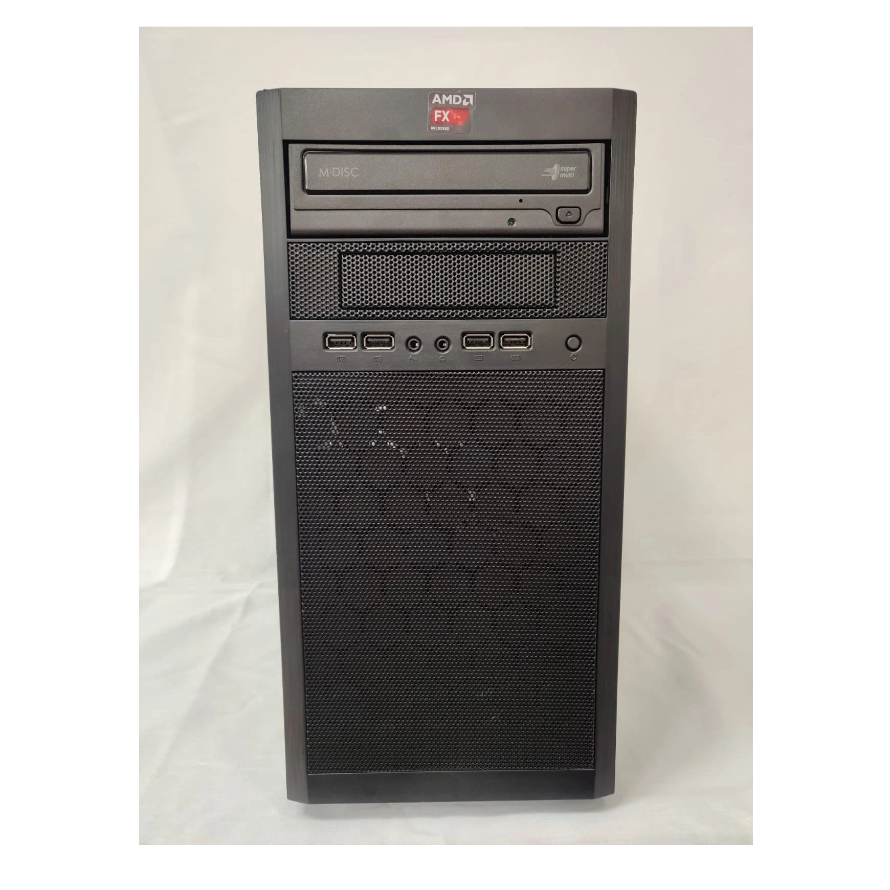 PC Tower AMD FX4300 1TB HDD 8gb Ram Windows 10 Preowned Collection Only