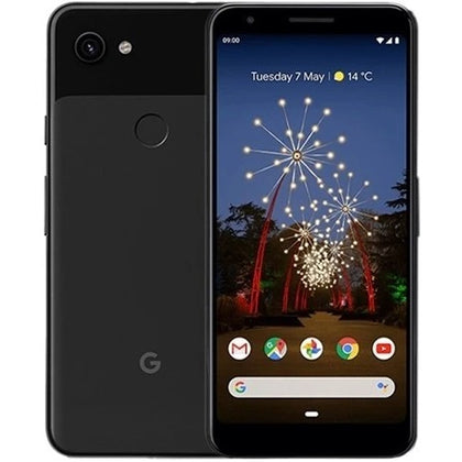 Google Pixel 3a Just Black 64gb EE Grade C Preowned
