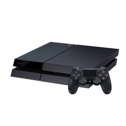 Playstation 4 500GB Console Black Preowned