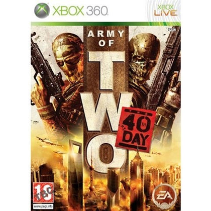 Xbox 360 - Army Of Two: The 40th Day (18)