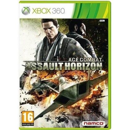 Xbox 360 - Ace Combat: Assault Horizon (16) Preowned