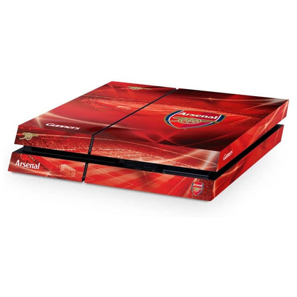 Arsenal FC Official Skin For PS4 New