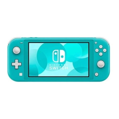 Switch Lite Console Turquoise Preowned