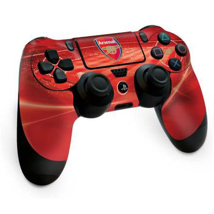 Arsenal Official Skin For PS4 Controller New