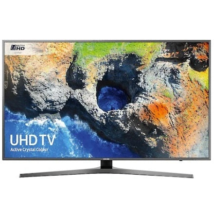 "Samsung UE55MU6470U 55"" 4K Smart LED TV Grade B Collection Only Preowned"