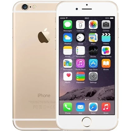 Apple iPhone 6 Gold 16gb Grade C (No Touch ID) Preowned