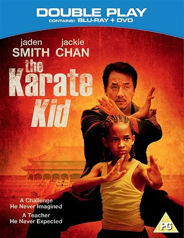 Blu-Ray - The Karate Kid (PG) Preowned