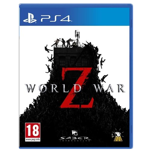PS4 -World War Z (18) Preowned