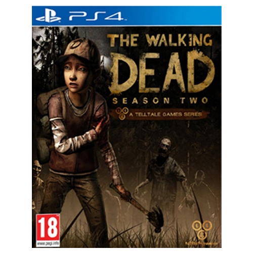 PS4 - The Telltale Series The Walking Dead  Season 2 (18) Preowned