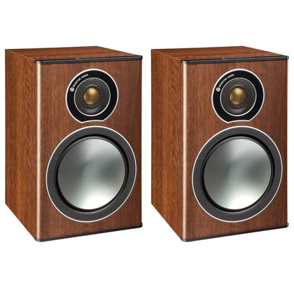 Monitor Audio BRONZE 1 Black - Pair Preowned Collection Only