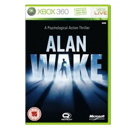 Xbox 360 - Alan Wake - (15) Used