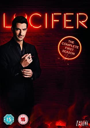 DVD Boxset - Lucifer The Complete First Season (15) Preowned