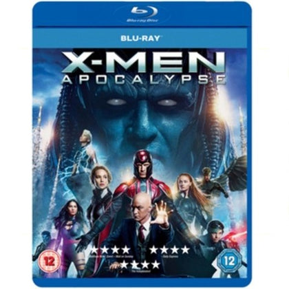 Blu-Ray - X-Men Apocalypse (12) Preowned