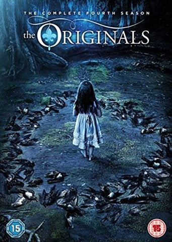 DVD Boxset - The Originals The Complete Fourth Season (15) Preowned