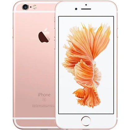 Apple iPhone 6s Rose Gold 32gb Unlocked Grade C Preowned