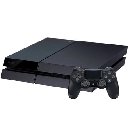 Playstation 4 1TB Console Black Preowned