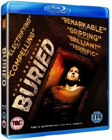 Blu-Ray - Buried (15) Preowned