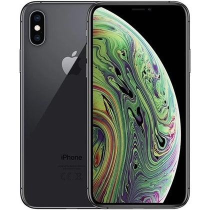 Apple iPhone XS Space Grey 256gb Unlocked Grade B Boxed Preowned