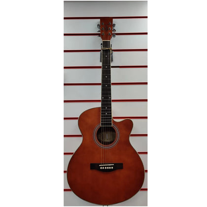 Hudson HF1NTFQ Semi Acoustic Collection Only Preowned