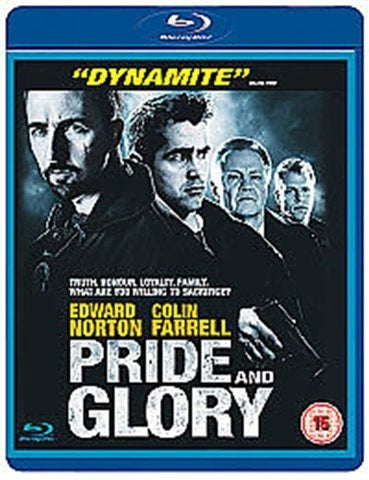 Blu-Ray - Pride And Glory (15) Preowned