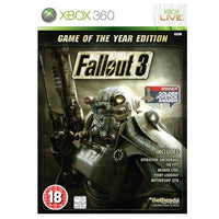 Xbox 360 - Fallout 3 GOTY Ed. (18) Preowned