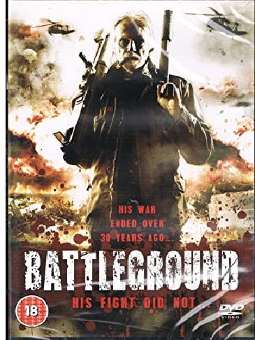 Blu-Ray - Battleground (18) Preowned