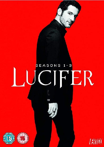 DVD Boxset - Lucifer Seasons 1 To 3 (15) Preowned