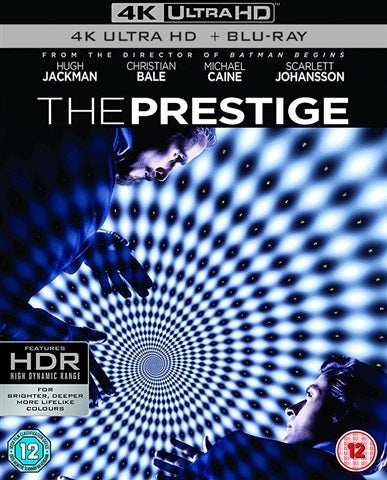 4K Blu-Ray - The Prestige (12) Preowned