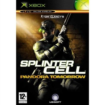 Xbox - Splinter Cell Pandora Tomorrow (12+) Preowned