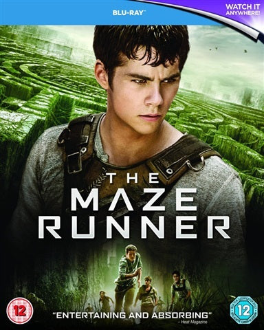 Blu-Ray - Maze Runner (12) Preowned