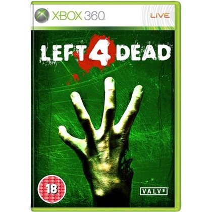 Xbox  360 Left 4 Dead (18) Preowned