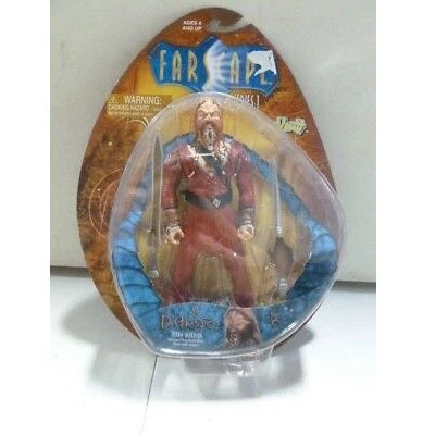 FarScape Series 1 - Ka D'Argo A Luxan Warrior Action Figure Preowned