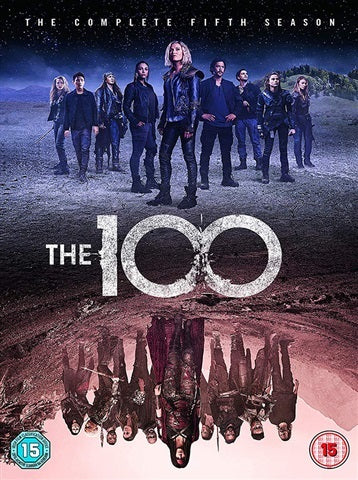 DVD Boxset - The 100 The Complete Fifth Season (15) Preowned